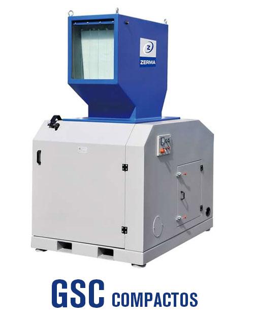 fabricante de maquinas trituradoras industriales zerma mexico granulador gsc - ZERMA | Fabricante de Máquinas Trituradoras Industriales | México