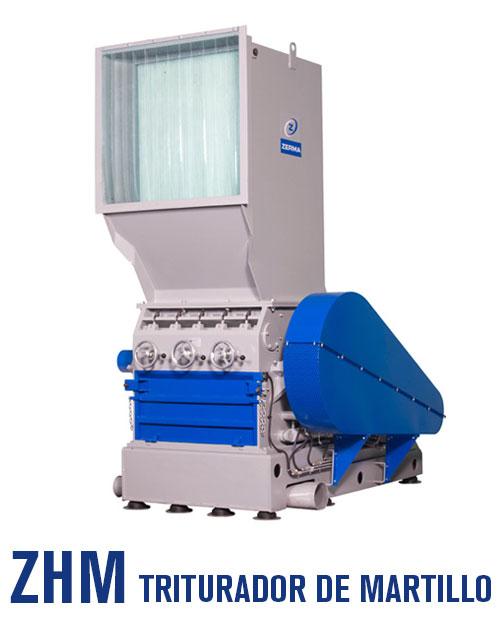 fabricante de maquinas trituradoras industriales zerma mexico maquinas zhm - ZERMA | Fabricante de Máquinas Trituradoras Industriales | México