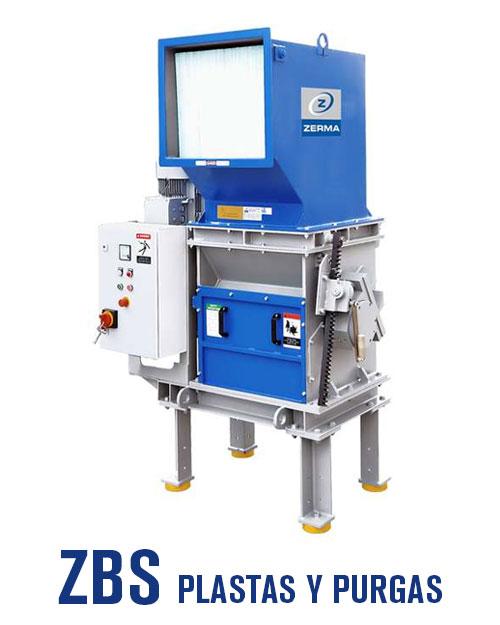 fabricante de maquinas trituradoras industriales zerma mexico trituradores zbs - ZERMA | Fabricante de Máquinas Trituradoras Industriales | México