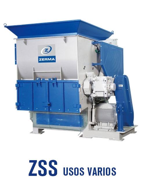 fabricante de maquinas trituradoras industriales zerma mexico trituradores zss - ZERMA | Fabricante de Máquinas Trituradoras Industriales | México