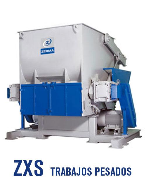 fabricante de maquinas trituradoras industriales zerma mexico trituradores zxs - ZERMA | Fabricante de Máquinas Trituradoras Industriales | México