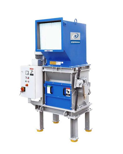 fabricante de maquinas trituradoras industriales zerma mexico granulador ZBS - ZERMA | Fabricante de Máquinas Trituradoras Industriales | México