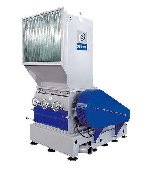 fabricante de maquinas trituradoras industriales zerma mexico granulador gsh - ZERMA | Fabricante de Máquinas Trituradoras Industriales | México